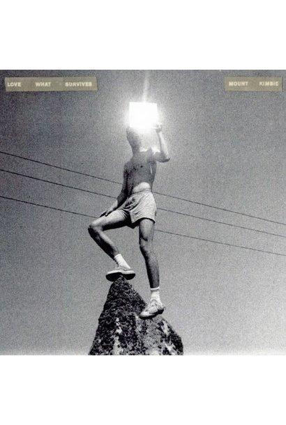 Mount Kimbie • Love What Survives (2LP)