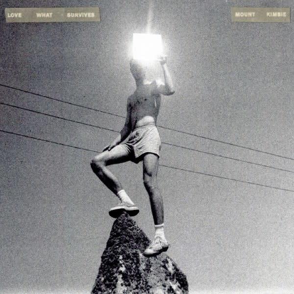 Mount Kimbie • Love What Survives (2LP)-1