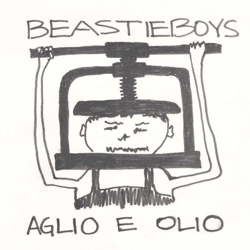 Beastie Boys • Aglio E Olio (RSD2021)-1