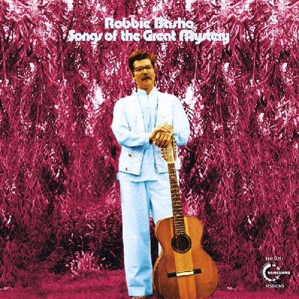 Robbie Basho • Songs of the Great Mystery - The Lost Vanguard Sessions (2LP)-1
