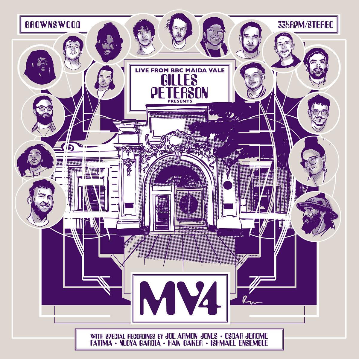 Artistes Variés • Gilles Peterson Presents: MV4-1