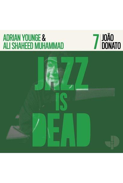 Joao Donato, Adrian Younge and Ali Shaheed Muhammad • João Donato JID007