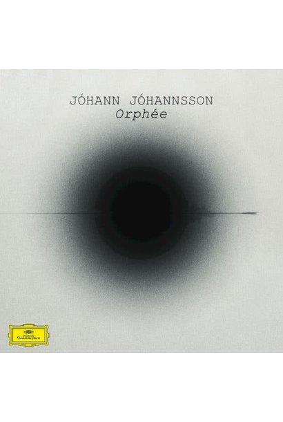 Jóhann Jóhannsson • Orphee