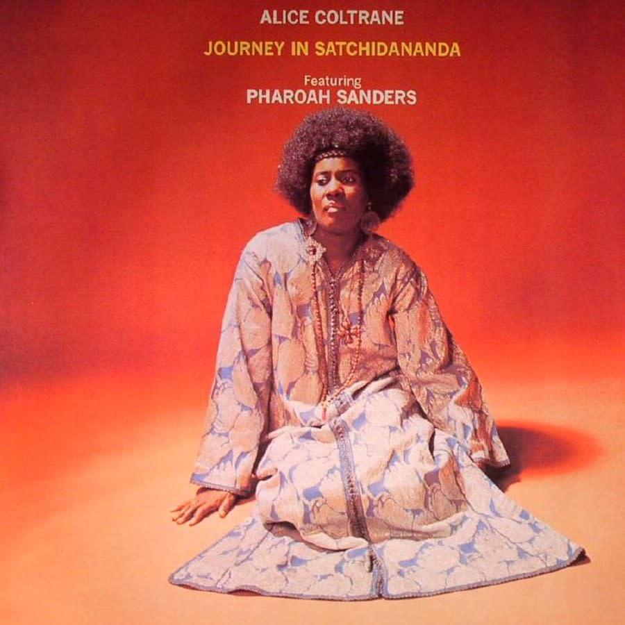 Alice Coltrane • Journey in Satchidananda-1