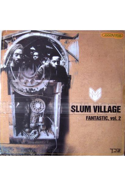 Slum Village • Fantastic Vol. 2