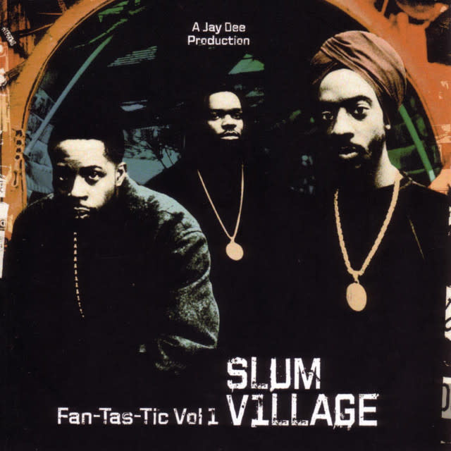 Slum Village • Fan-Tas-Tic Vol.1 (2LP)-1