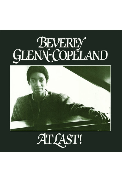 Beverly Glenn-Copeland • At Last! EP
