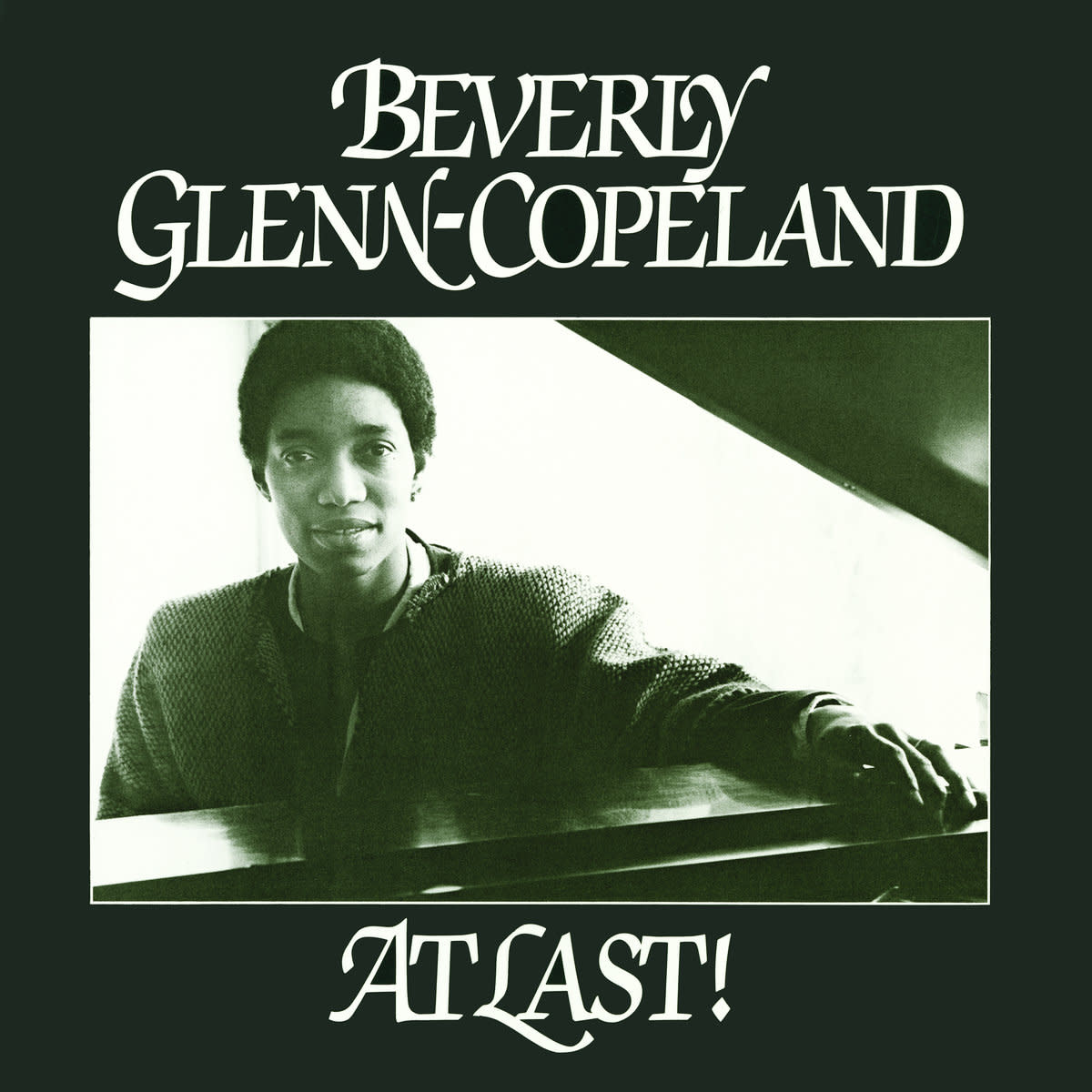 Beverly Glenn-Copeland • At Last! EP-1