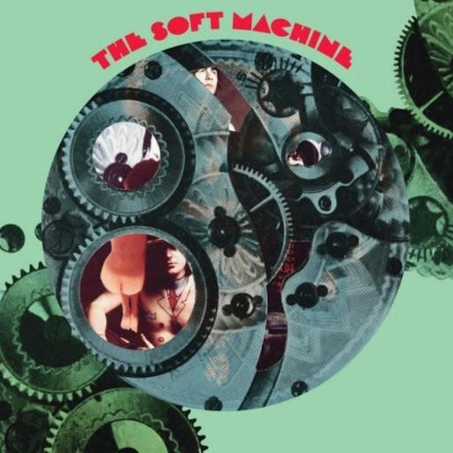 Soft Machine • Soft Machine-1