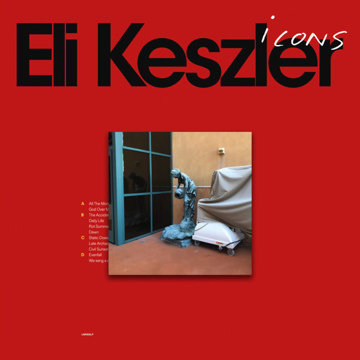 Eli Keszler • Icons-1
