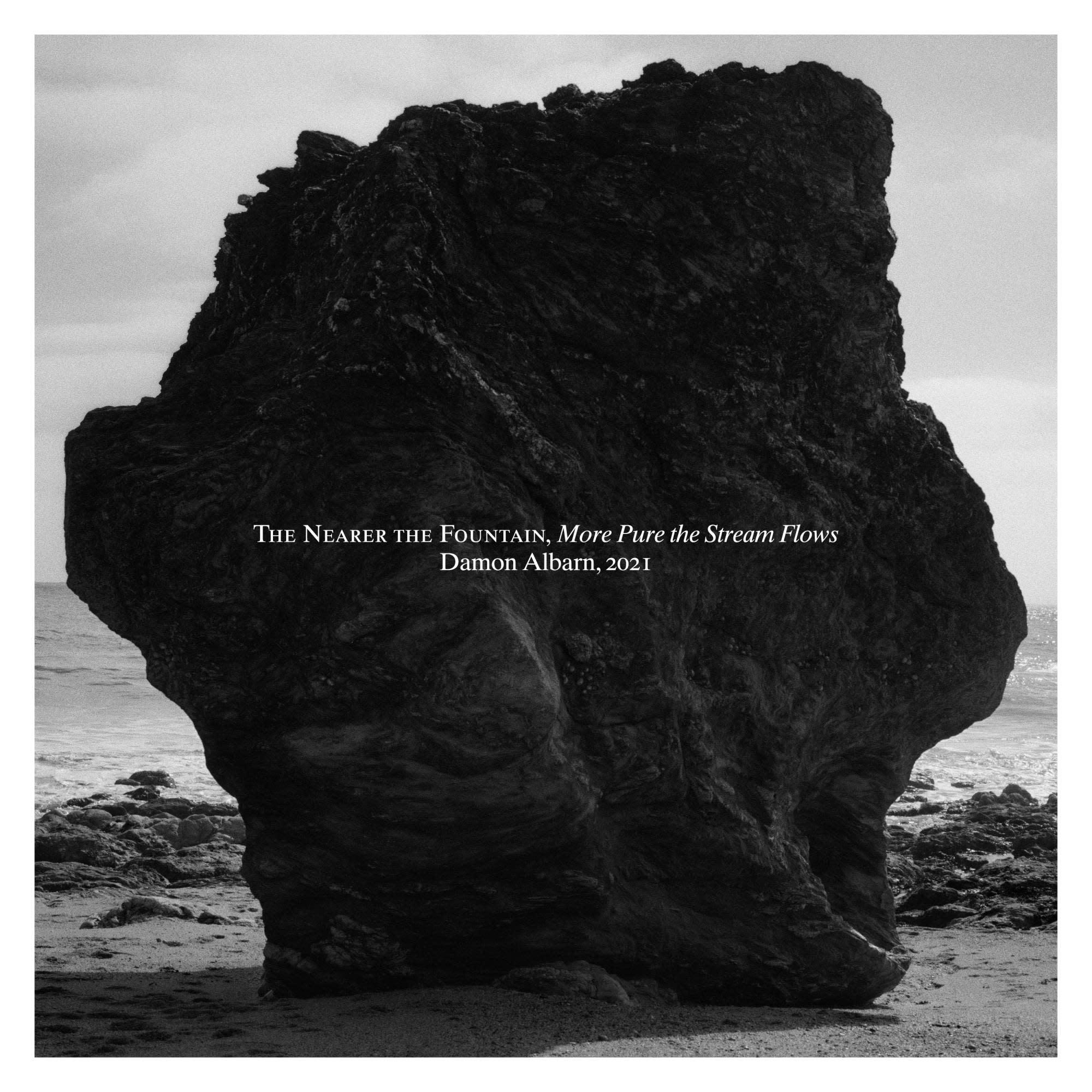 Damon Albarn • The Nearer The Fountain, More Pure The Stream Flows (PRÉCOMMANDE)-1