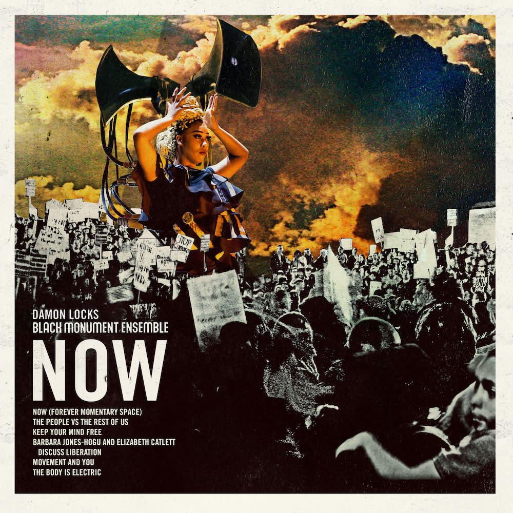 Damon Locks & Black Monument Ensemble • NOW (édition indie exclusive)-1