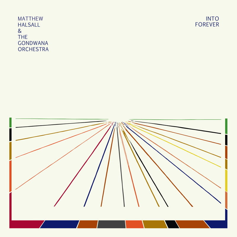 Matthew Halsall & The Gondwana Orchestra • Into Forever-1