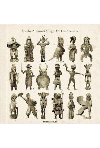 The Shaolin Afronauts • Flights Of The Ancients