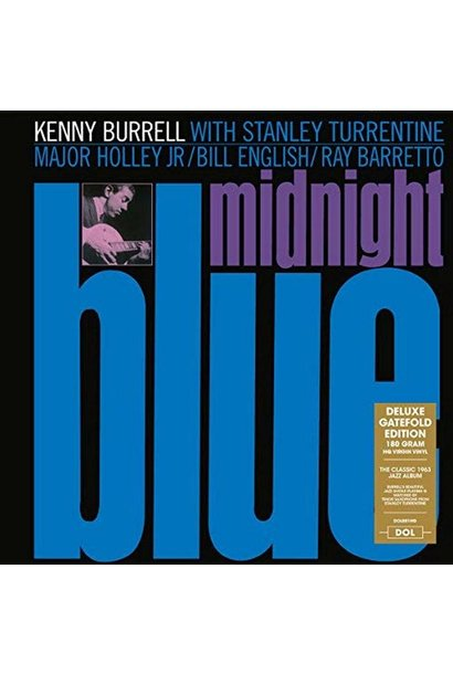Kenny Burrell • Midnight Blue (Blue Note Classic)