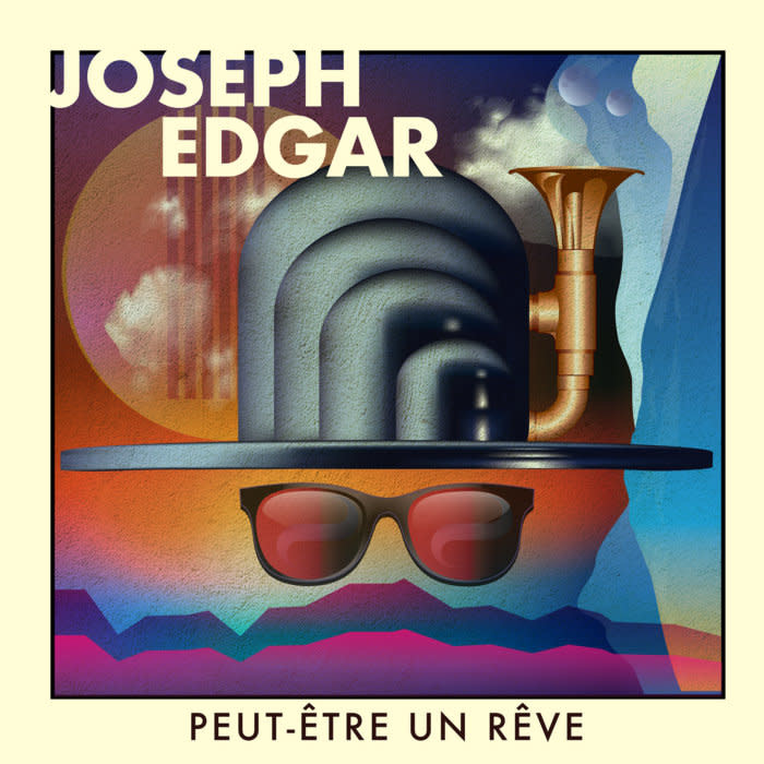 Joseph Edgar • Peut-être un rêve-1