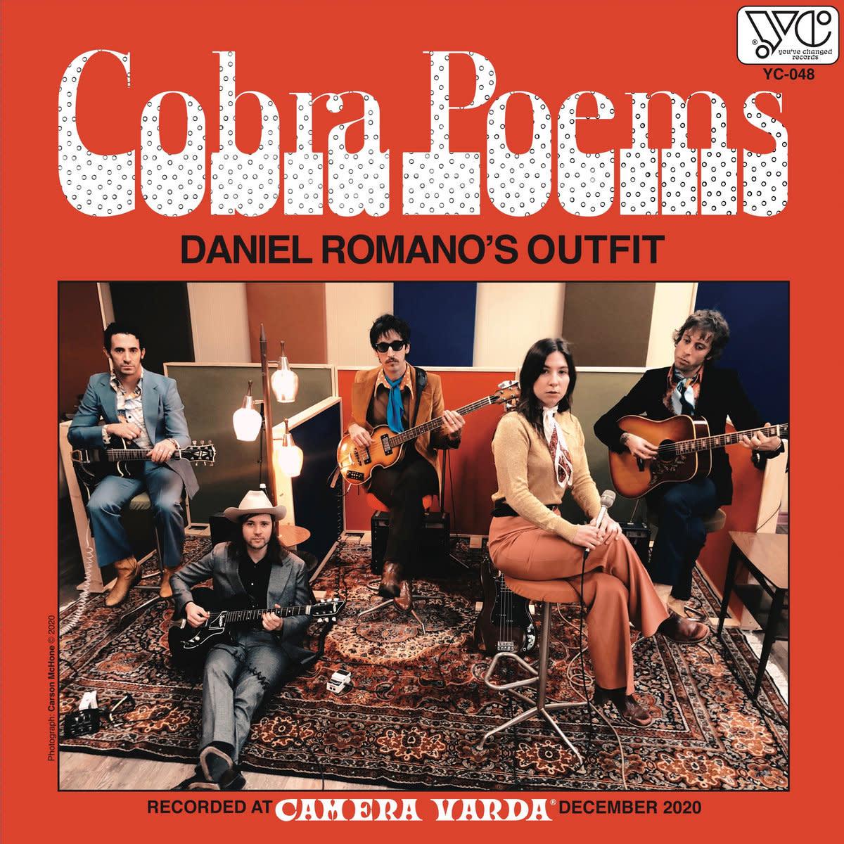 Daniel Romano • Cobra Poems-1