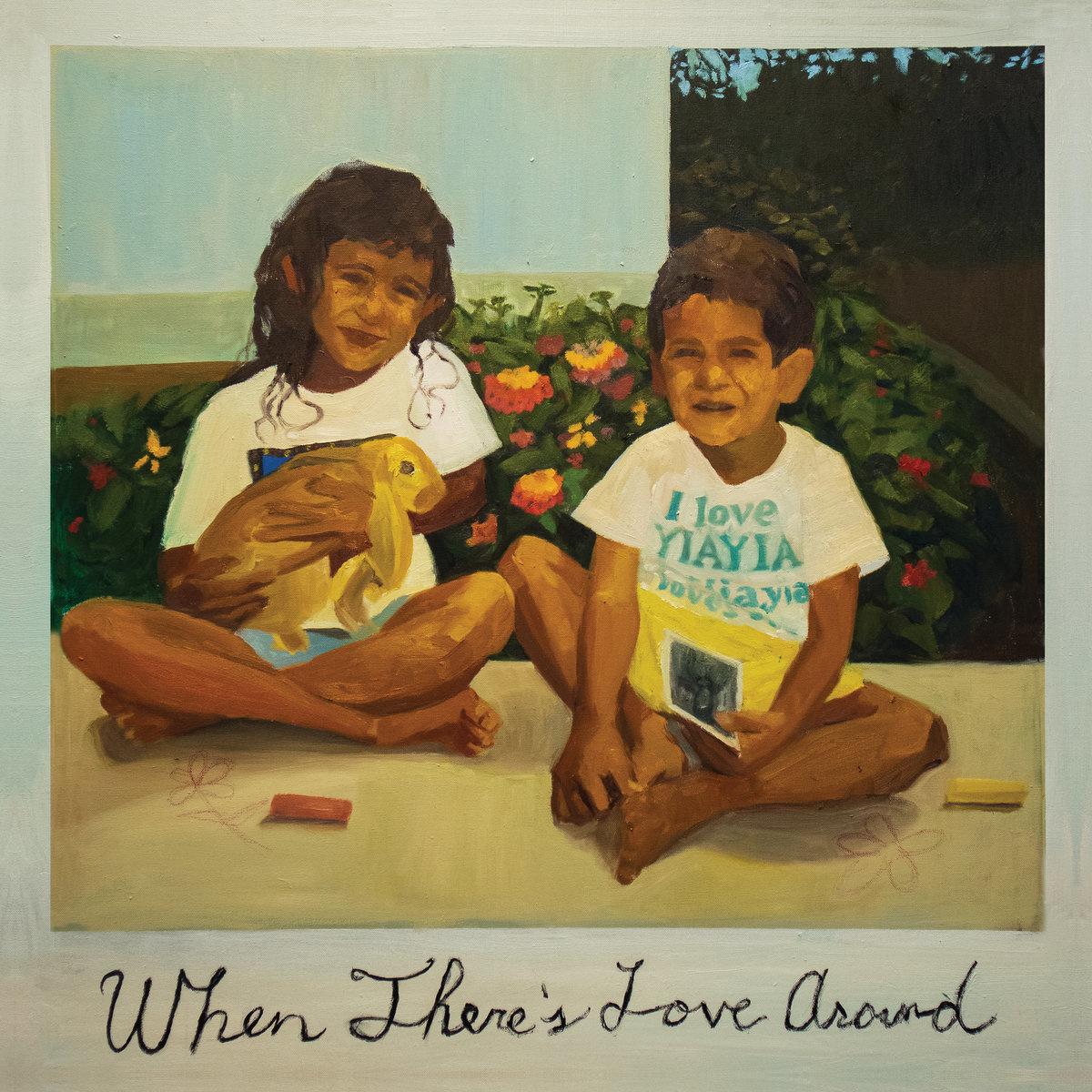 Kiefer • When There's Love Around (2LP)-1