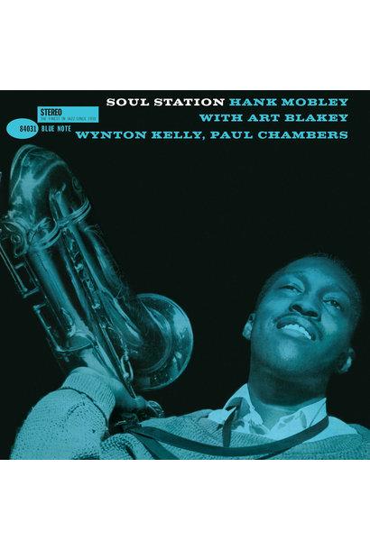 Hank Mobley • Soul Station (Blue Note Classic Vinyl Edition)