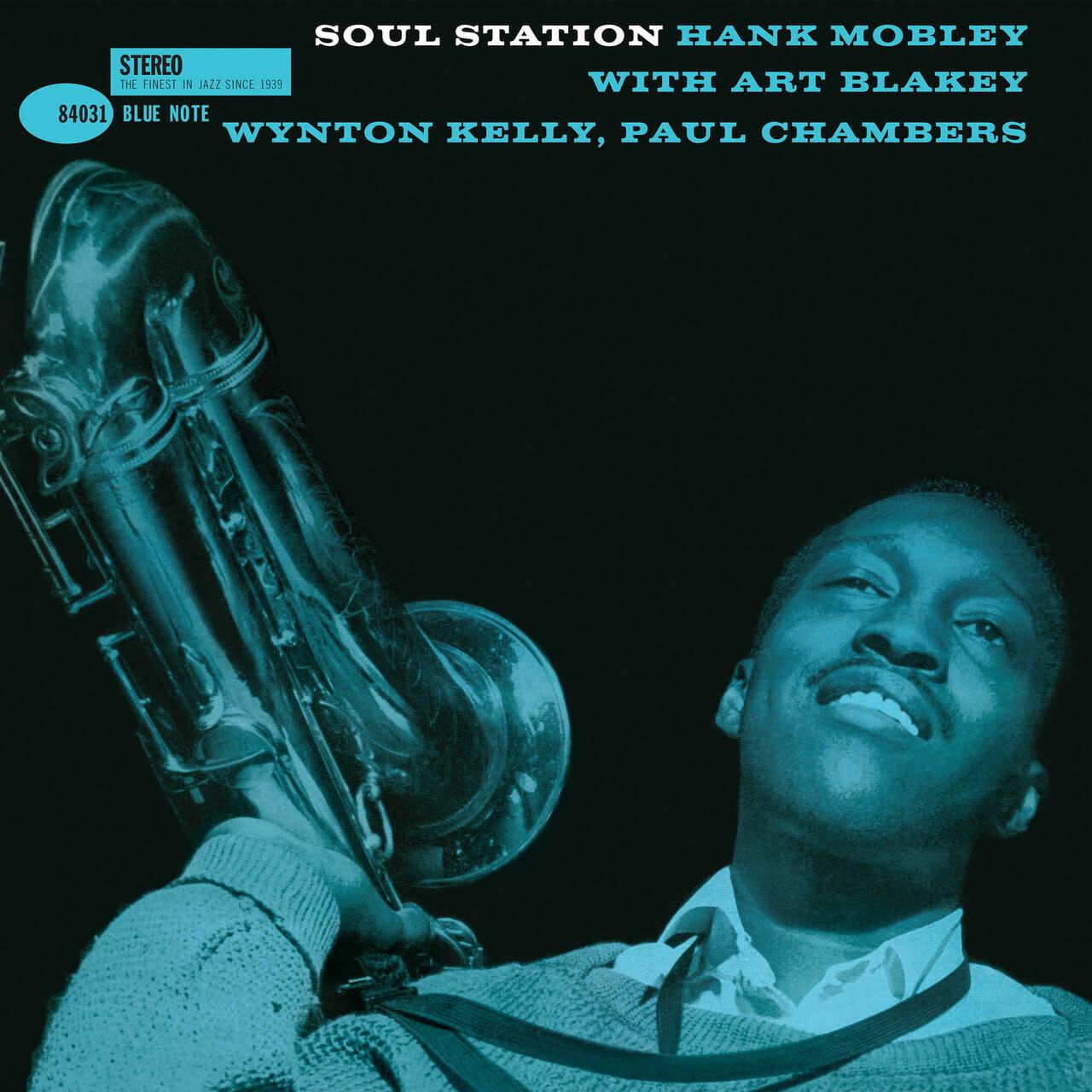Hank Mobley • Soul Station (Blue Note Classic Vinyl Edition)-1