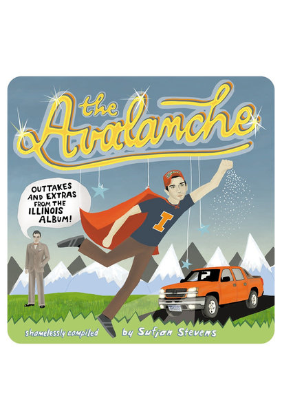Sufjan Stevens • The Avalanche (2LP)
