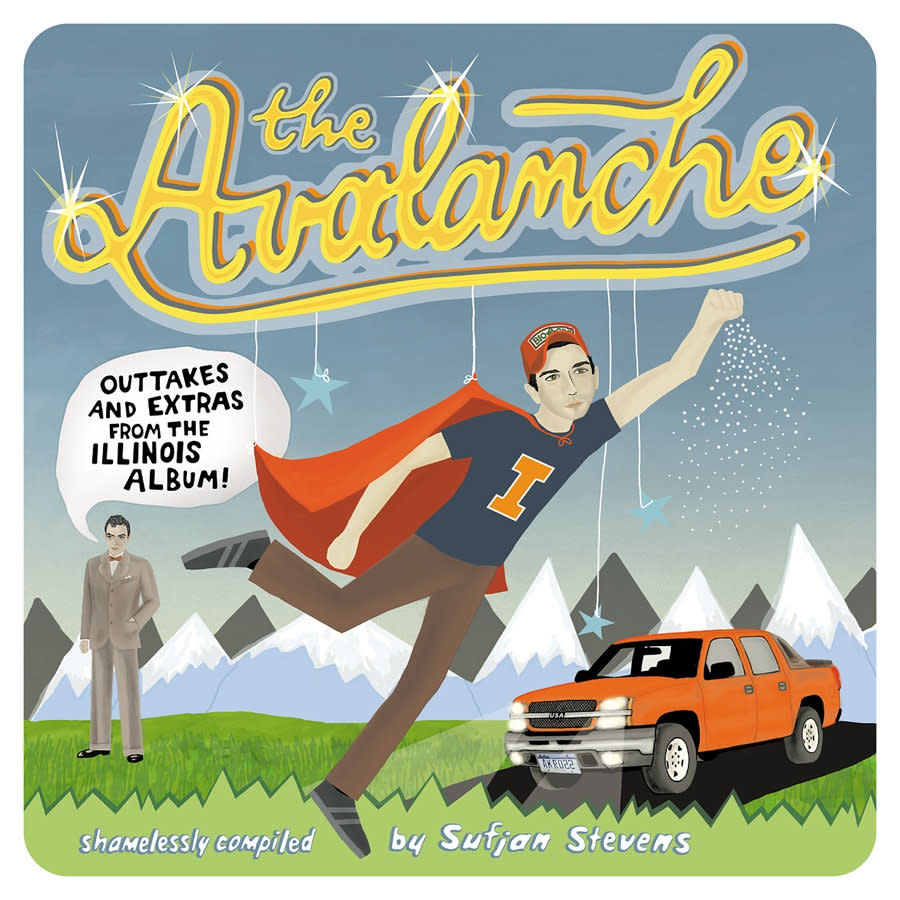 Sufjan Stevens • The Avalanche (2LP)-1