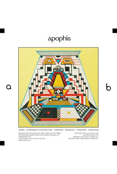 Apophis • Apophis (PRÉCOMMANDE)