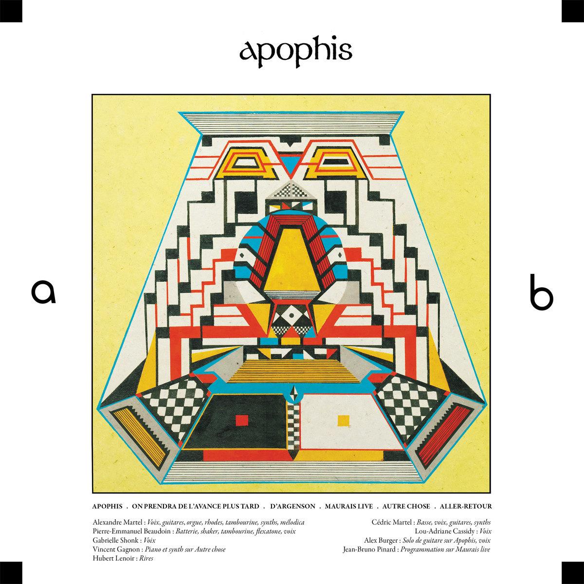 Apophis • Apophis (PRÉCOMMANDE)-1