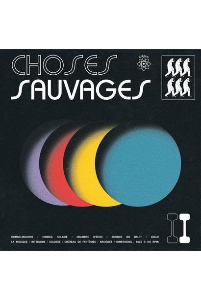 Choses sauvages • II (PRÉCOMMANDE)
