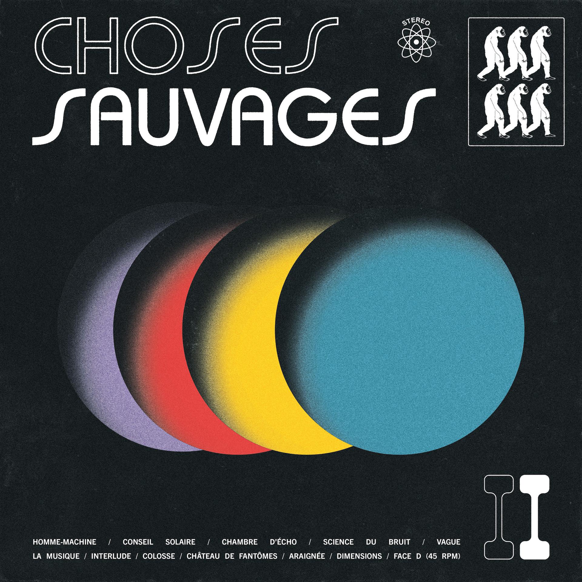 Choses sauvages • II (PRÉCOMMANDE)-1