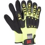 Tough Duck Hi-vis cut resistant glove