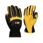 10/4 Job 10/4 JOB Cowhide impact gloves 24-811