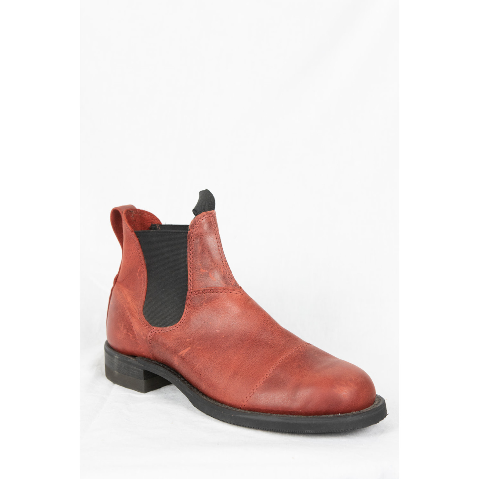 Canada West Women's Rodeo Boot - Sly Fox Red