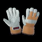 Tough Duck Premium Cowsplit Leather Palm Lined Glove
