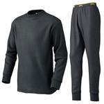 Pioneer Pioneer Premium Mid Weight Fleece Underwear Set Black