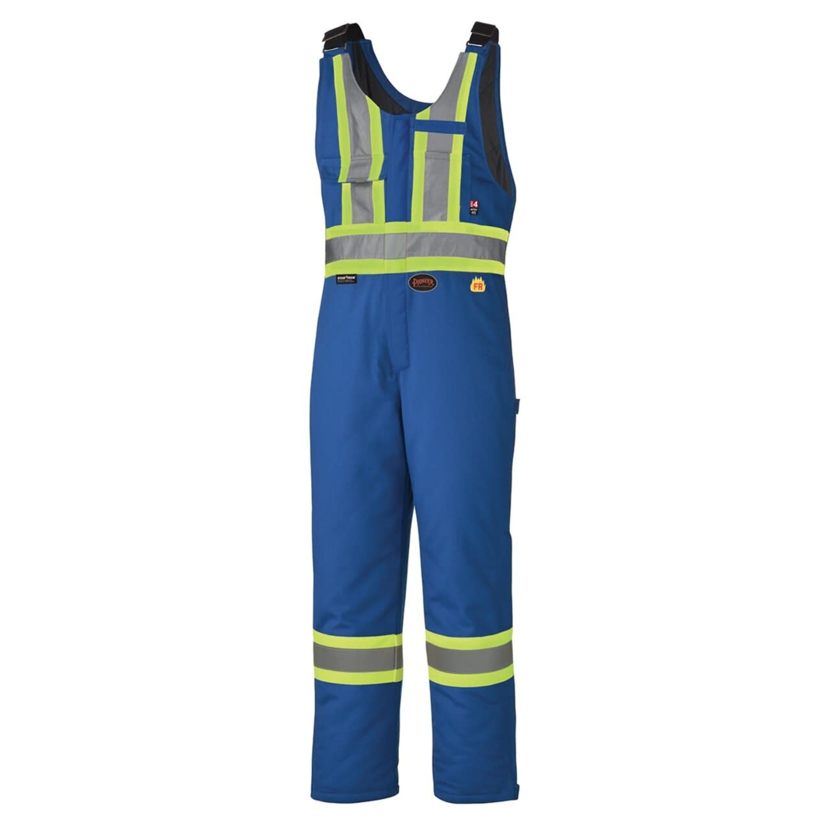 Pioneer Pioneer 5524A Flame Resistant Quilted Cotton Safety Overall