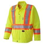 Pioneer Pioneer 5999J V1070260 Hi-Viz Traffic Safety Jacket – Yellow/Green