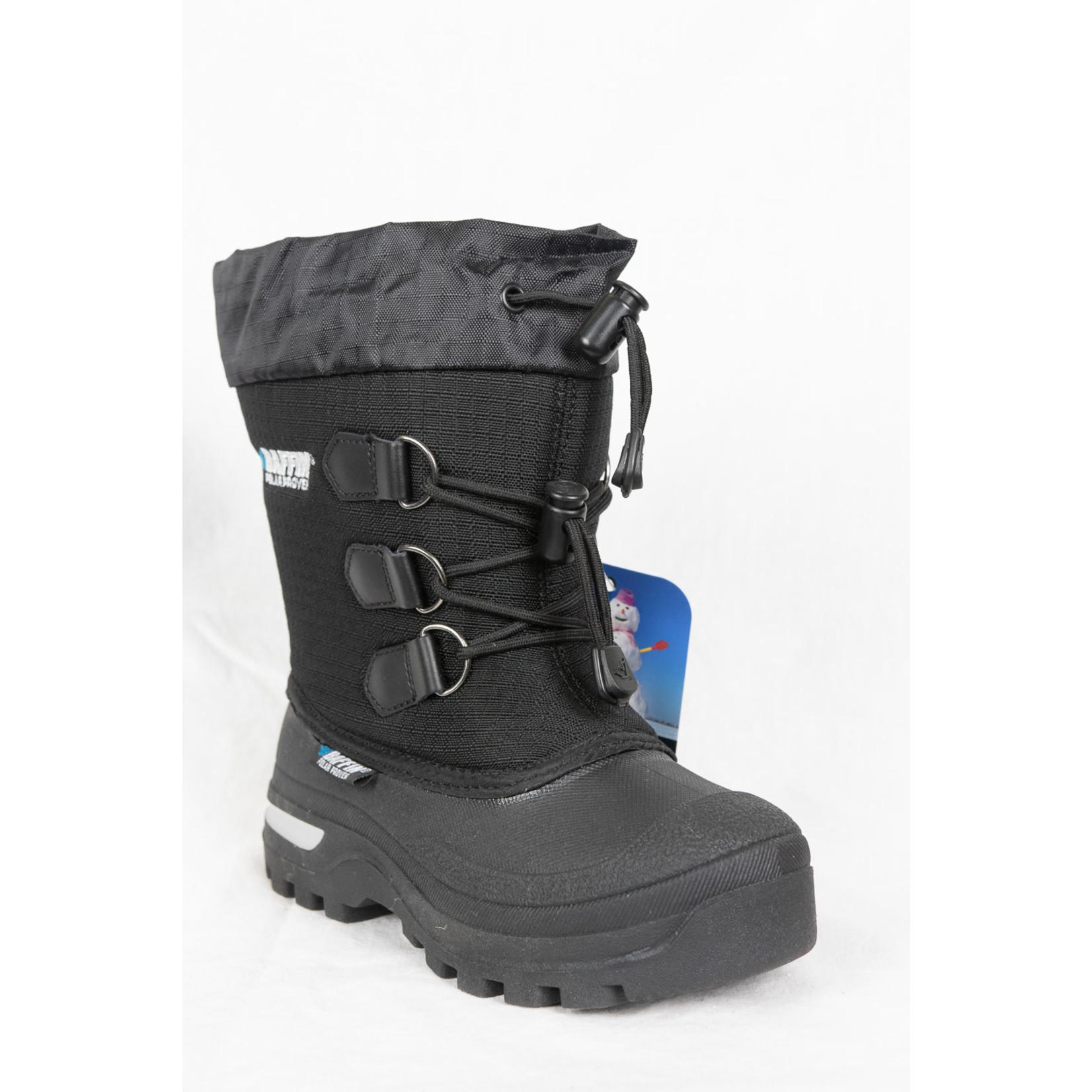 Baffin Baffin Kids Winter Boot -40C Black Igloo 4880-0018