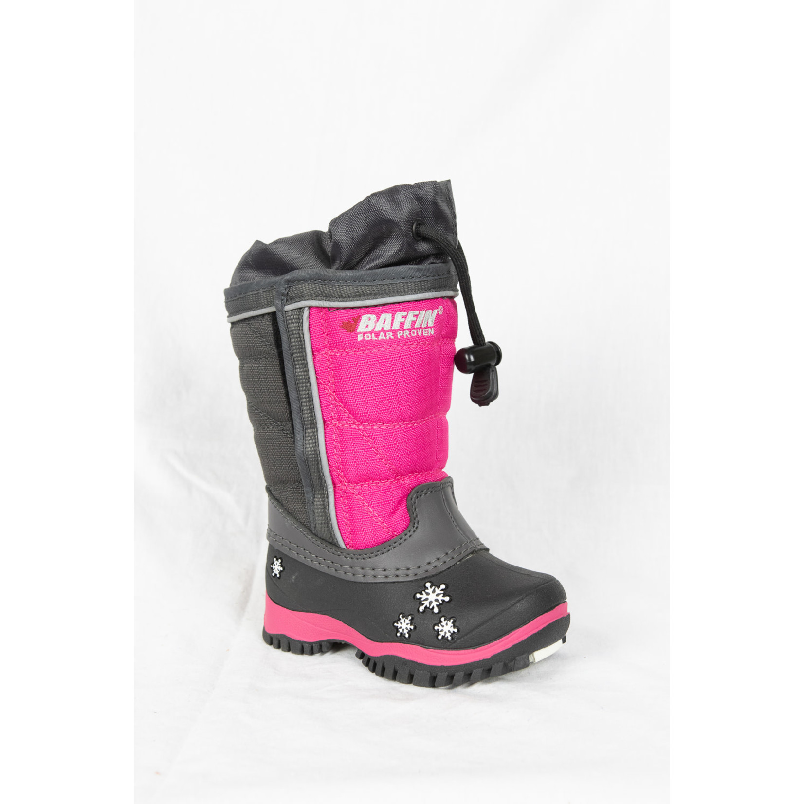 Baffin Baffin Winter Girls Boots Cheree -40C Kids With Boot Liners