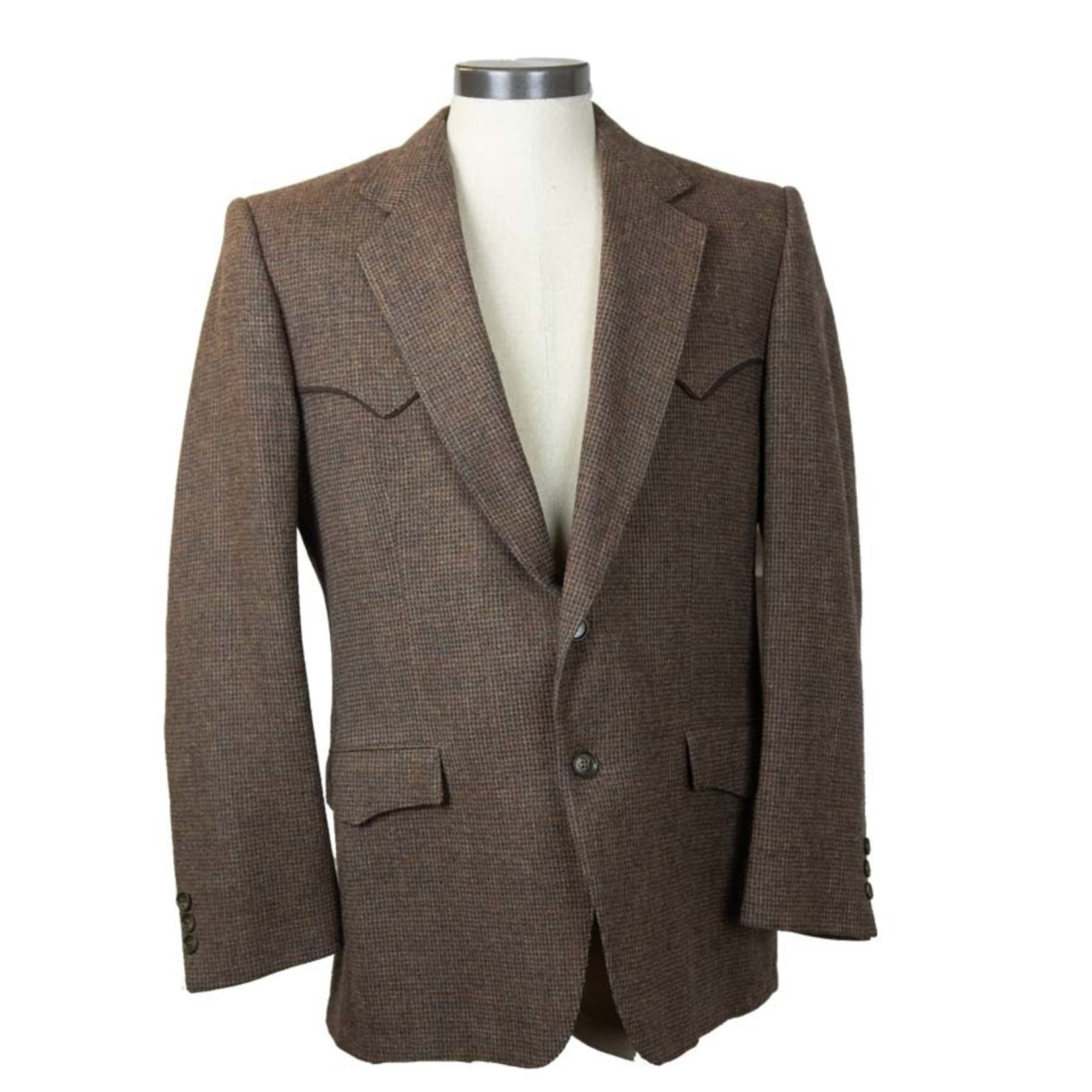 Flying L 100% Wool Suit Jacket - size 40 - #2