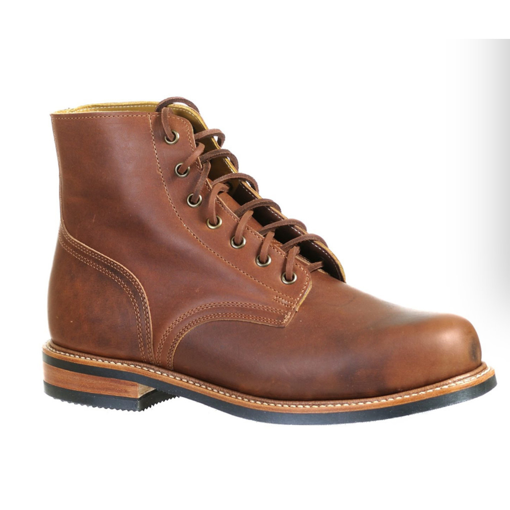 Boulet Boulet 8947 3E Casual Boot Leather Canadian Made Vibram Sole