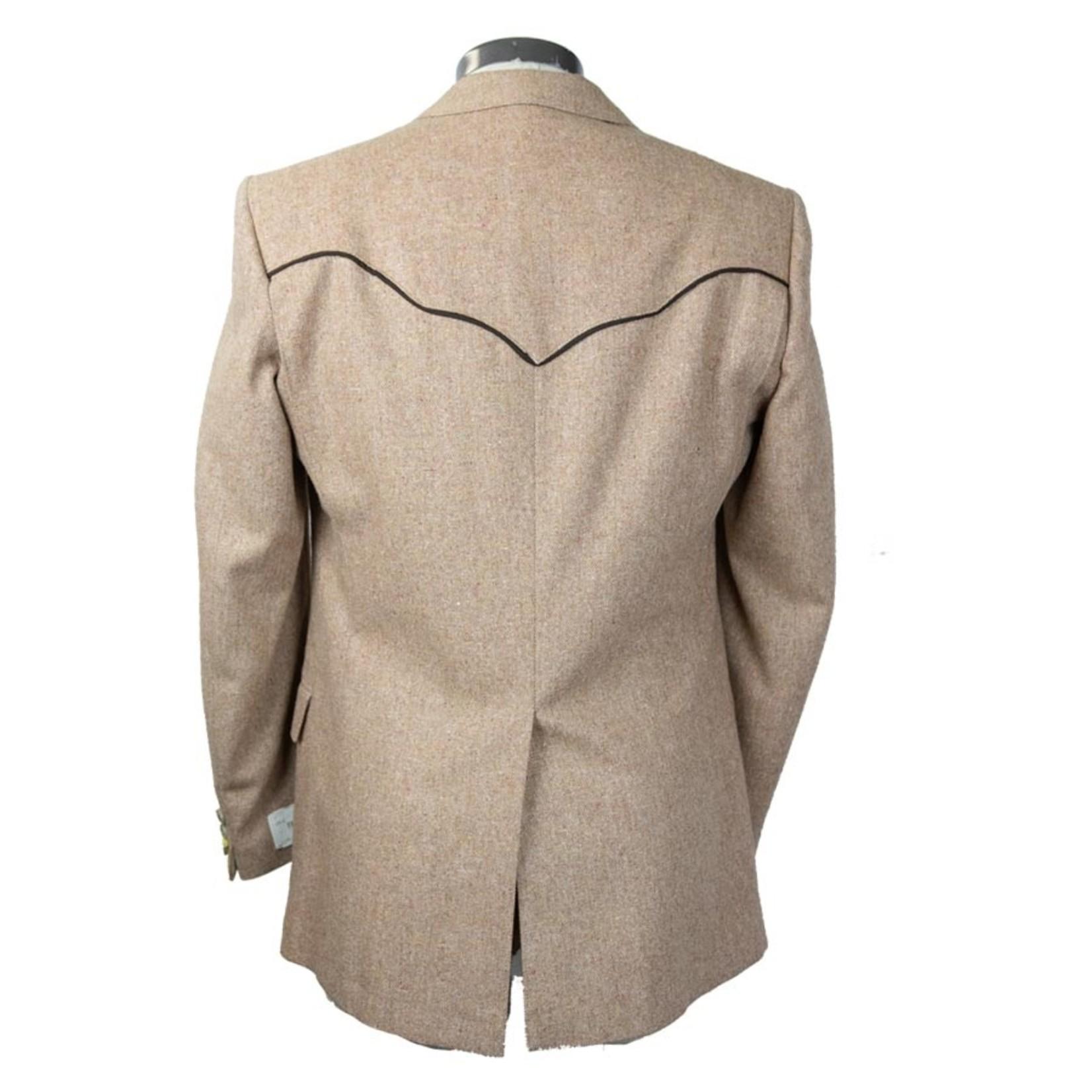 Flying L Polyester Wool Blend Vintage Suit Jacket - Size 40 - #21