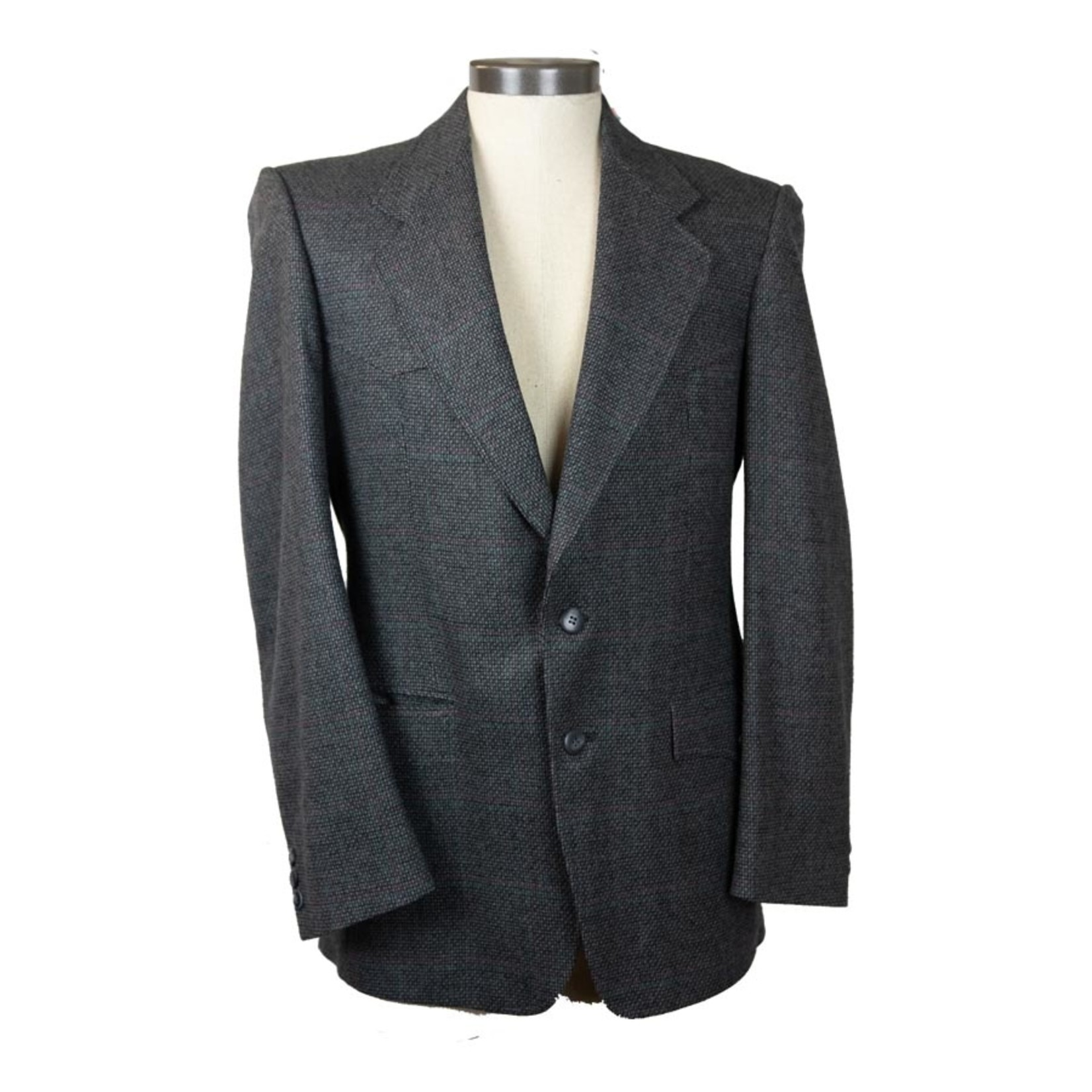Admiration Wool Vintage Suit Jacket - Size 40 - #25