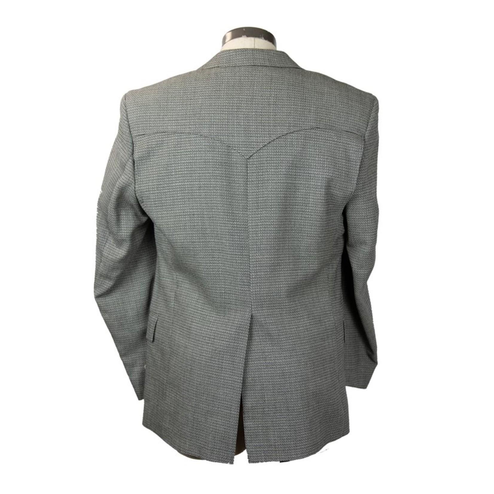 Dallas Rancher 100% Wool Vintage Suit Jacket - Size 40 - #27