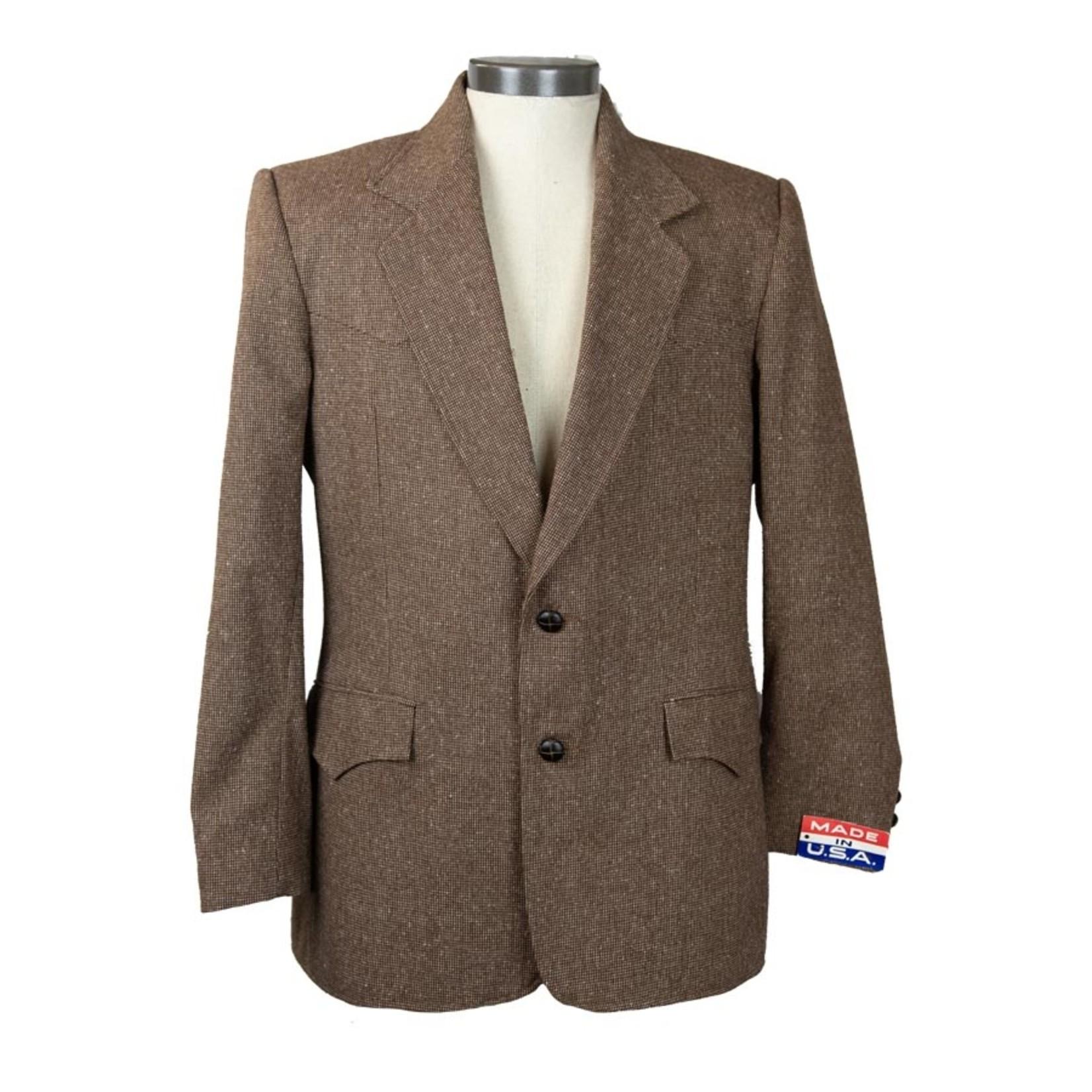 Pioneer Wear Wool Blend Vintage Suit Jacket - Size 40 - #30