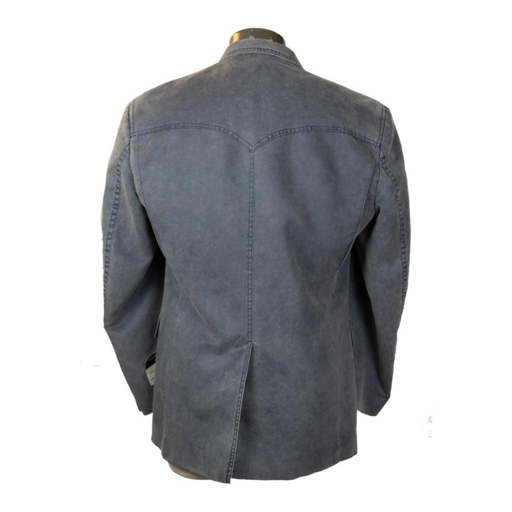 Dallas 100% Polyester Vintage Suit Jacket - Size 40 - #31
