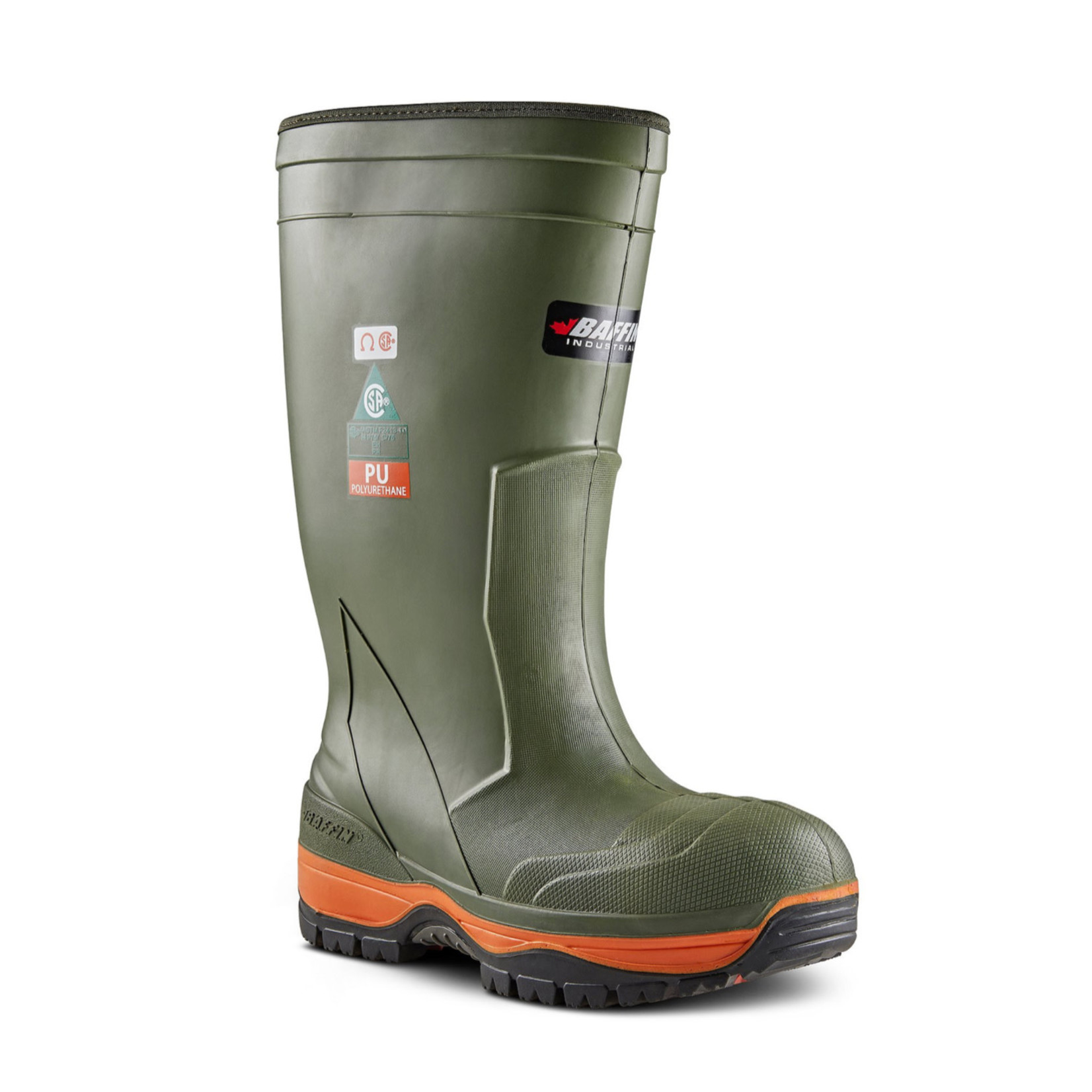 Baffin Baffin Men's Icebear Composite Toe Cold Weather Boots