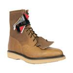 Boulet Boulet Men's  Leather Boot
