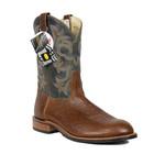 Brahma Canada West Brahma Men's Cowboy Boot 8515 3E
