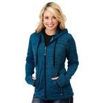 Roper Roper Western Jacket Womens Zip Curved 03-098-0692-0643 BU